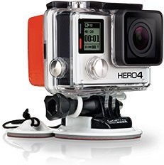 GoPro Hero4 Black (Surf Edition)