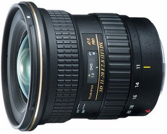 Tokina AT-X PRO DX 11-20 f/2.8 for Canon