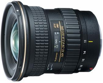 Tokina AT-X PRO DX 11-20 f/2.8 for Nikon