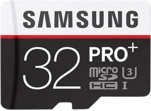 Samsung Pro+ SDHC 32GB