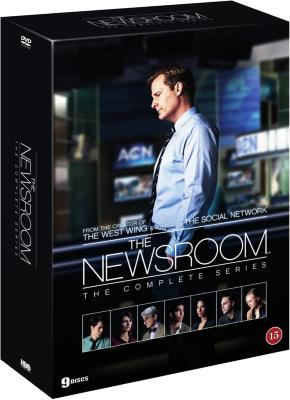 The Newsroom - Komplett serie
