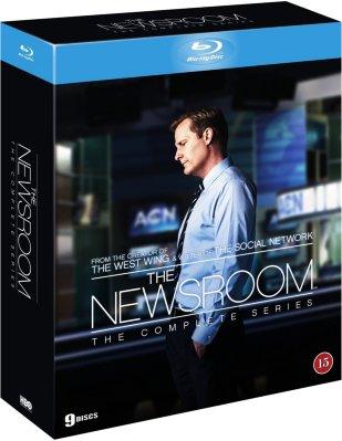 The Newsroom - Komplett serie