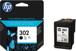 HP 302 Svart