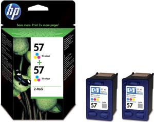 HP 57 Dual Pack