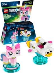 LEGO Dimensions 71231 Fun Pack - Unikitty