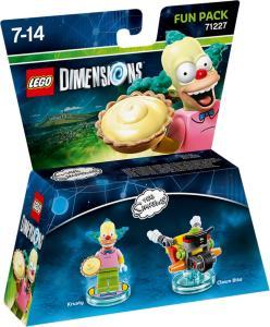 LEGO Dimensions Fun Pack - Krusty/Clown Bike