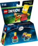 LEGO Dimensions Fun Pack - Bart/Gravity