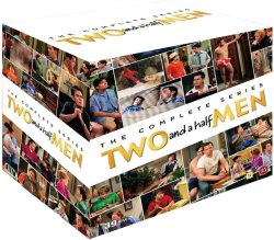 Two and Half Men: komplett serie
