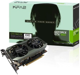 KFA2 GeForce GTX 960 2GB OC ITX