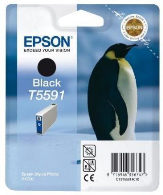 Epson T5591 Svart