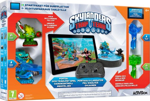 Skylanders: Trap Team til iPad