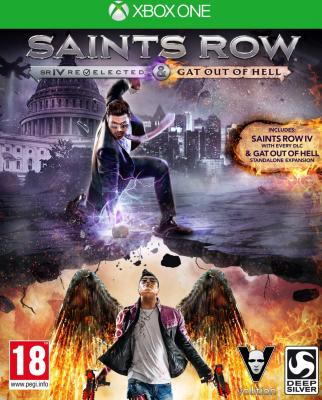 Saints Row: IV: Re-Elected til Xbox One