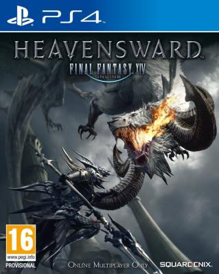 Final Fantasy XIV: Heavensward til Playstation 4