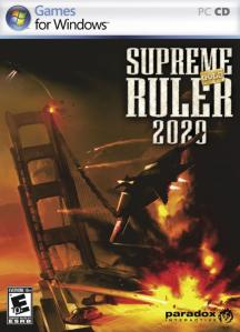 Supreme Ruler 2020 Gold