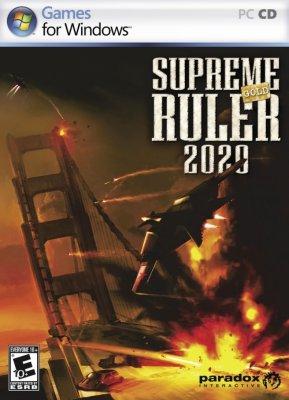 Supreme Ruler 2020 Gold til PC