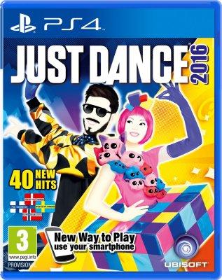 Just Dance 2016 til Playstation 4