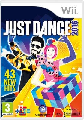 Just Dance 2016 til Wii