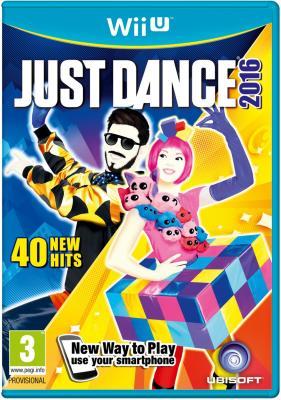 Just Dance 2016 til Wii U