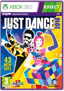 Just Dance 2016 til Xbox 360