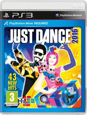 Just Dance 2016 til PlayStation 3
