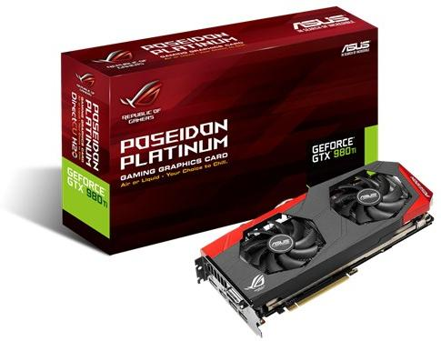 Asus GeForce ROG Poseidon GTX 980 Ti 6GB