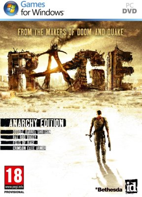 Rage: Anarchy Edition til PC