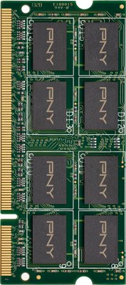 PNY SODIMM DDR2 800MHZ 2GB