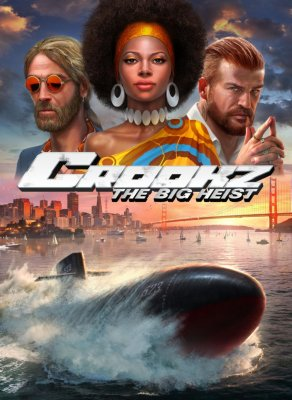 Crookz: The Big Heist til PC