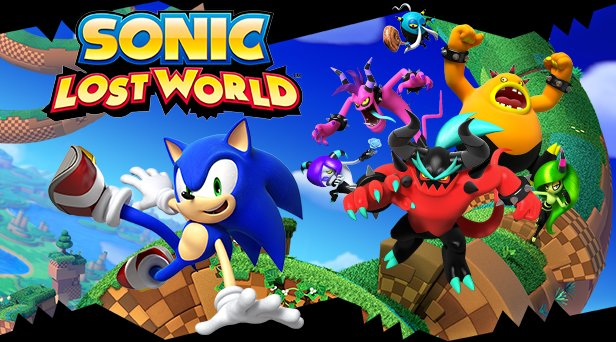 Sonic Lost World til PC