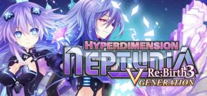 Hyperdimension Neptunia ReBirth3 V Generation