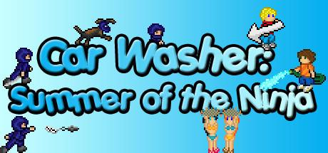 Car Washer: Summer of the Ninja til PC