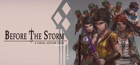 Tidal Affair: Before The Storm til PC
