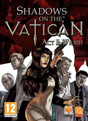 Shadows on the Vatican Act II: Wrath PC til PC
