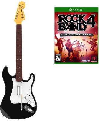 Rock Band 4 Bundle til Xbox One