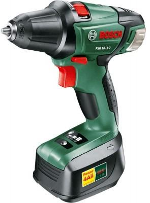 Bosch PSR 18 LI-2 (2x1,5Ah)