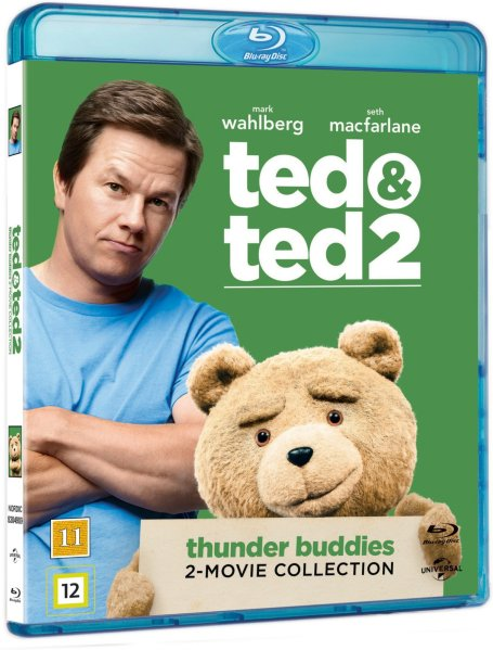 Universal Sony Ted og Ted 2