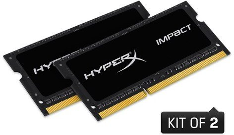 Kingston HyperX Impact DDR3L 2133MHz 16GB (2x8GB)