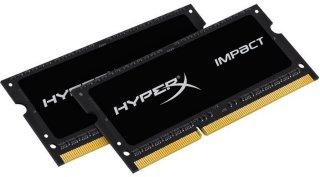Kingston HyperX Impact DDR3L 1866MHz 8GB (2x4GB)