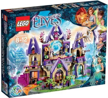 LEGO Skyra's Mysterious Sky Castle