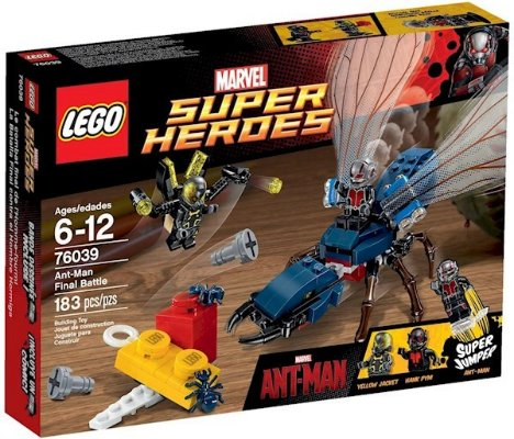 LEGO Ant-Man Final Battle