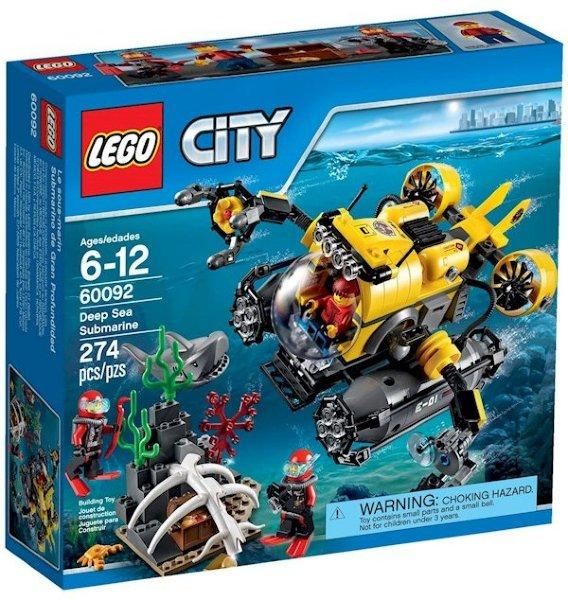LEGO Deep Sea Submarine