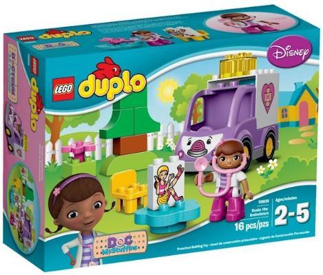 LEGO Rosie the Ambulance