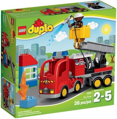 LEGO Fire Truck 10592