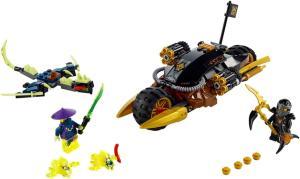 LEGO Blaster Bike