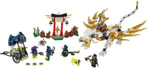 LEGO Master Wu Dragon