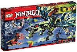 LEGO Attack of the Morro Dragon