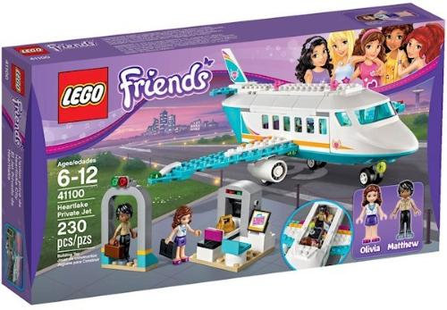LEGO Heartlake Private Jet