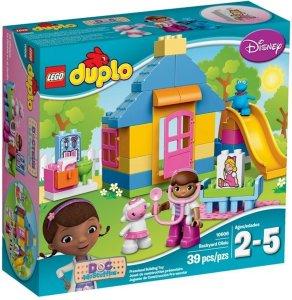 LEGO Backyard Clinic