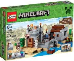 LEGO The Desert Outpost