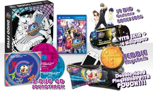 Persona 4: Dancing All Night Disco Fever Edition til Playstation Vita